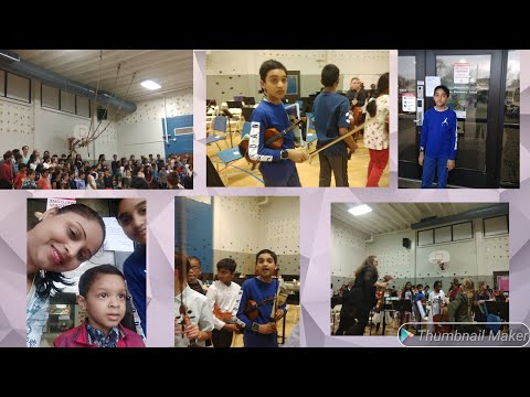 Singing concert in my son's school{wow superb performance )????????????McKelvey elementary school st.louis