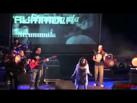 STRUMMULA - CANGIARI NENTI (D.AIOLA - D. FIORENZA - F. GIUFFRIDA) LIVE.avi