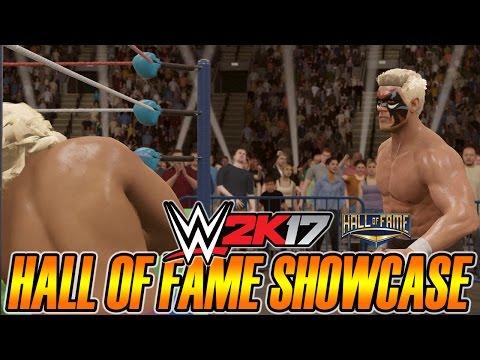 WWE 2K17 - 2K Showcase: Hall of Fame - #01 [STING VS RIC FLAIR]