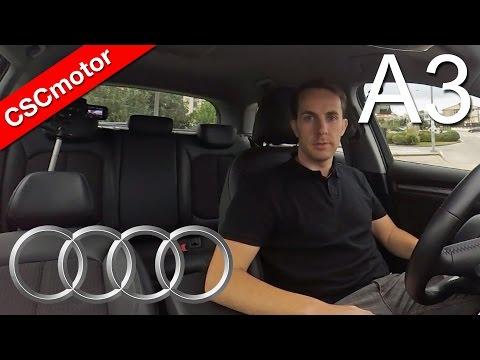 Audi A3 - 2017 | Prueba en carretera y reflexiones