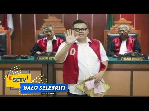 Reza Bukan Stress Dituntut 6,5 Tahun Penjara - Halo Selebriti Mp3