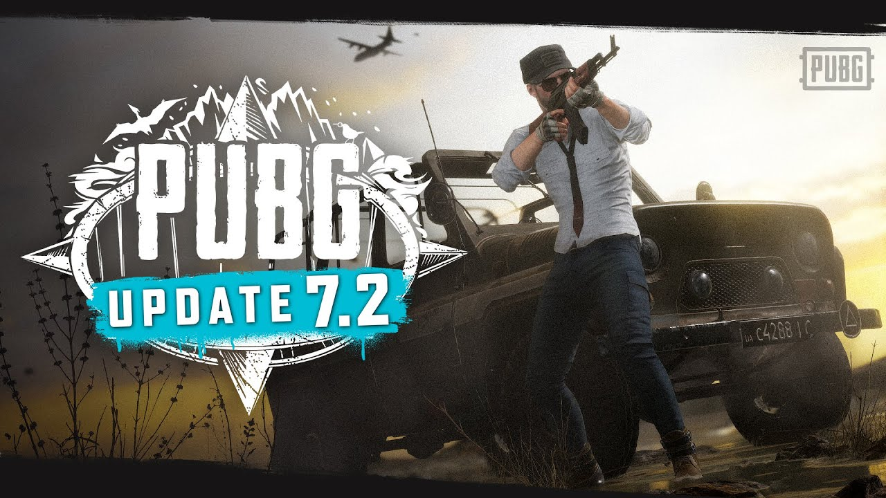 PUBG - Patch Report - Update 7.2 thumbnail
