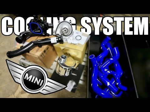 COMPLETE Mini Cooling System Overhaul