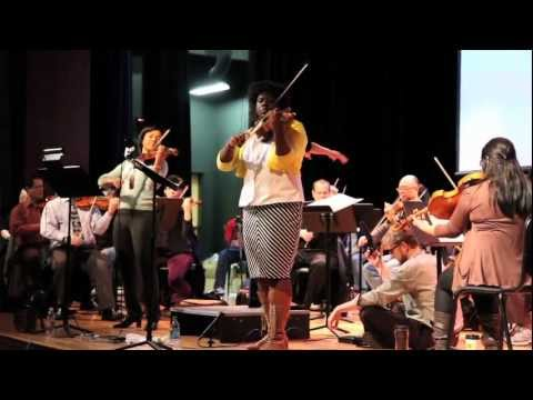 The secrets of conducting the Black Pearl Chamber Orchestra