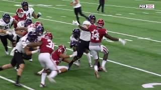 2017 Big 12 Championship - #11 TCU vs. #3 Oklahoma (HD)