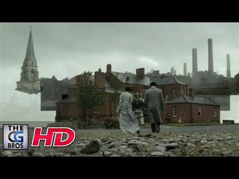 "CGI VFX Breakdown : ""Ripper Street""  by - Screen Scene"