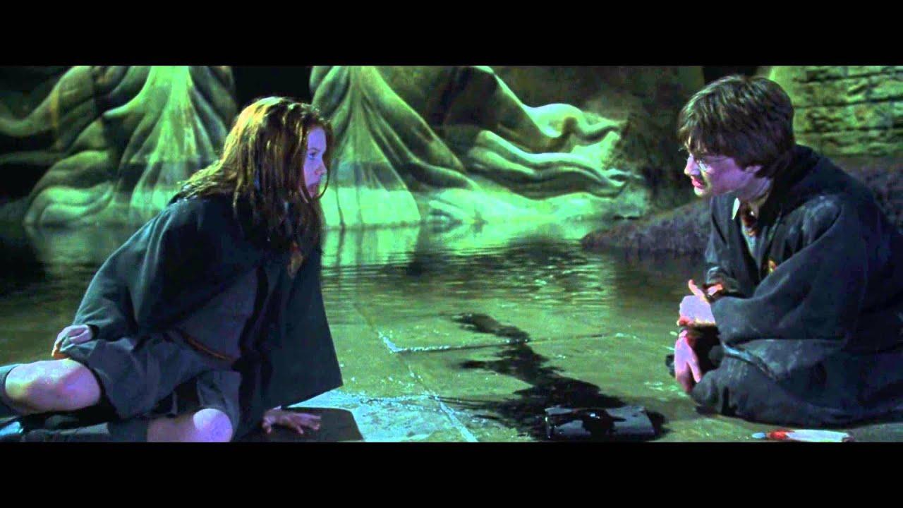 Harry Potter 2   Adieu Tom (Scène Culte)   YouTube