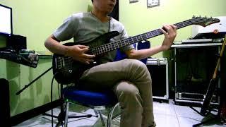 Anji - Dia - Versi Monata  - Bass Cover Dangdut Koplo