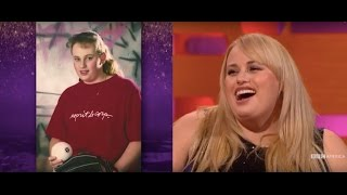 Rebel Wilson, We Have Questions About Your First Headshot - The Graham Norton Show
