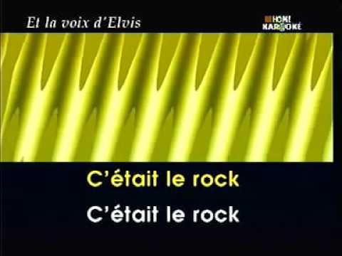 1 la voix d'Elvis EDDY MITCHELL  Karaoke MIKAEL   YouTube
