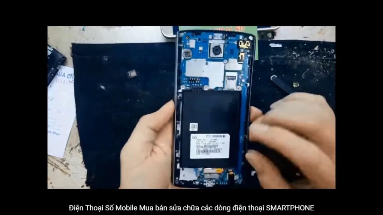 Sửa LG V10 hư wifi