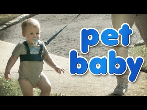 Hilarious 'Pet Baby' Ad Lets Couple Test Out Parenting | HuffPost Life