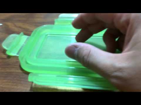 How to clean Snapware lids