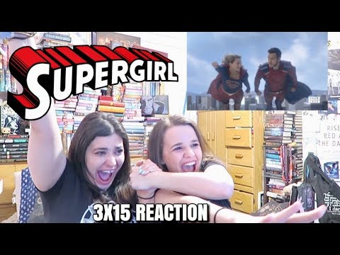"SUPERGIRL 3X15 ""IN SEARCH OF LOST TIME"" REACTION"