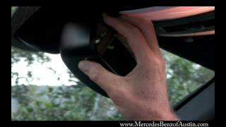 How To Program The Garage Door Opener In Your Car - Programming A Car Garage Door Opener (hd)
