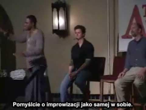 Wayne Brady uczy improwizacji