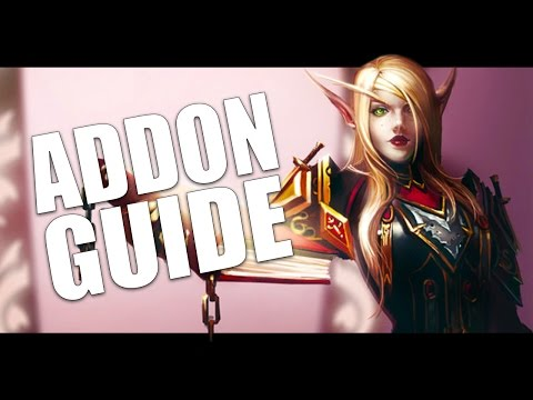 How to Install WoW Addons - A World of Warcraft Tutorial