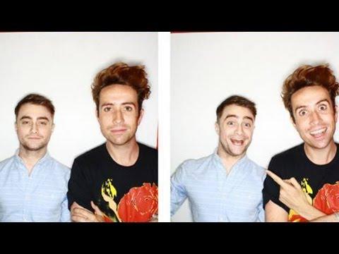 Daniel Radcliffe on The Radio 1 Breakfast Show