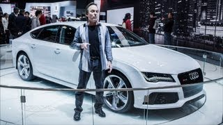 2014 Audi RS7 Show & Tell