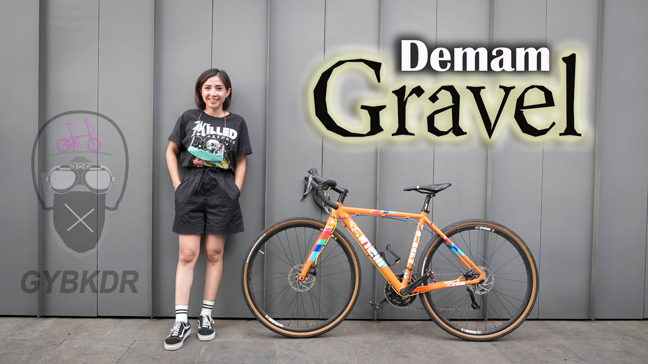 BUKAN REVIEW : DEMAM GRAVEL ft. ANGLIA