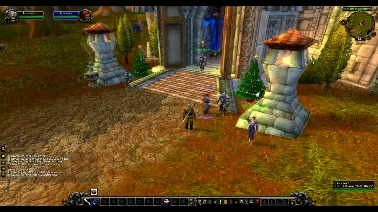 Emucoach 4 3 4 Repack - Fake players - Playerbots - World of Warcraft