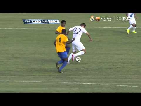 Saint Vincent and the Grenadines - Guatemala 1st