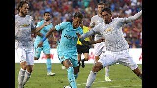 Barcelona vs Manchester United Highlights & Goals - 26th July 2017