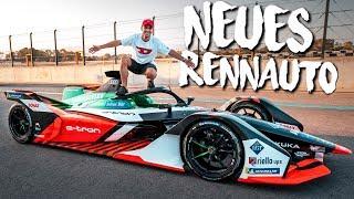Mein neues Rennauto! | Daniel Abt