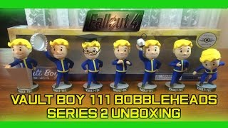 fallout 4 vault boy 111 bobbleheads series 2 unboxing