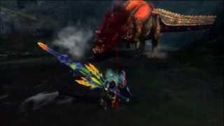 Monster Hunter 3 Ultimate: Savage Deviljho!