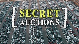 Secret Auctions