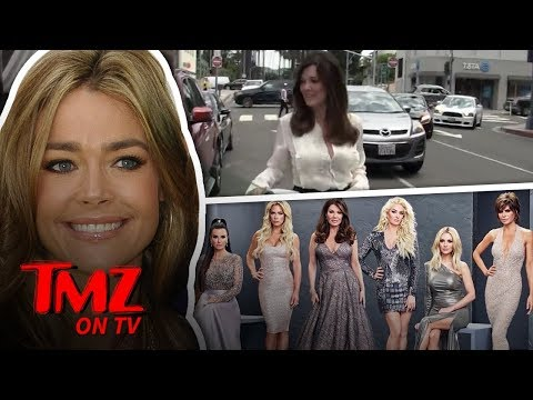 Denise Richards Is Joining Real Housewives Of Beverly Hills! | TMZ TV