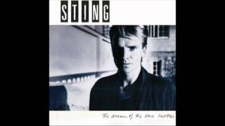 Sting - Love is the Seventh Wave (CD The Dream of the Blue Turtles)