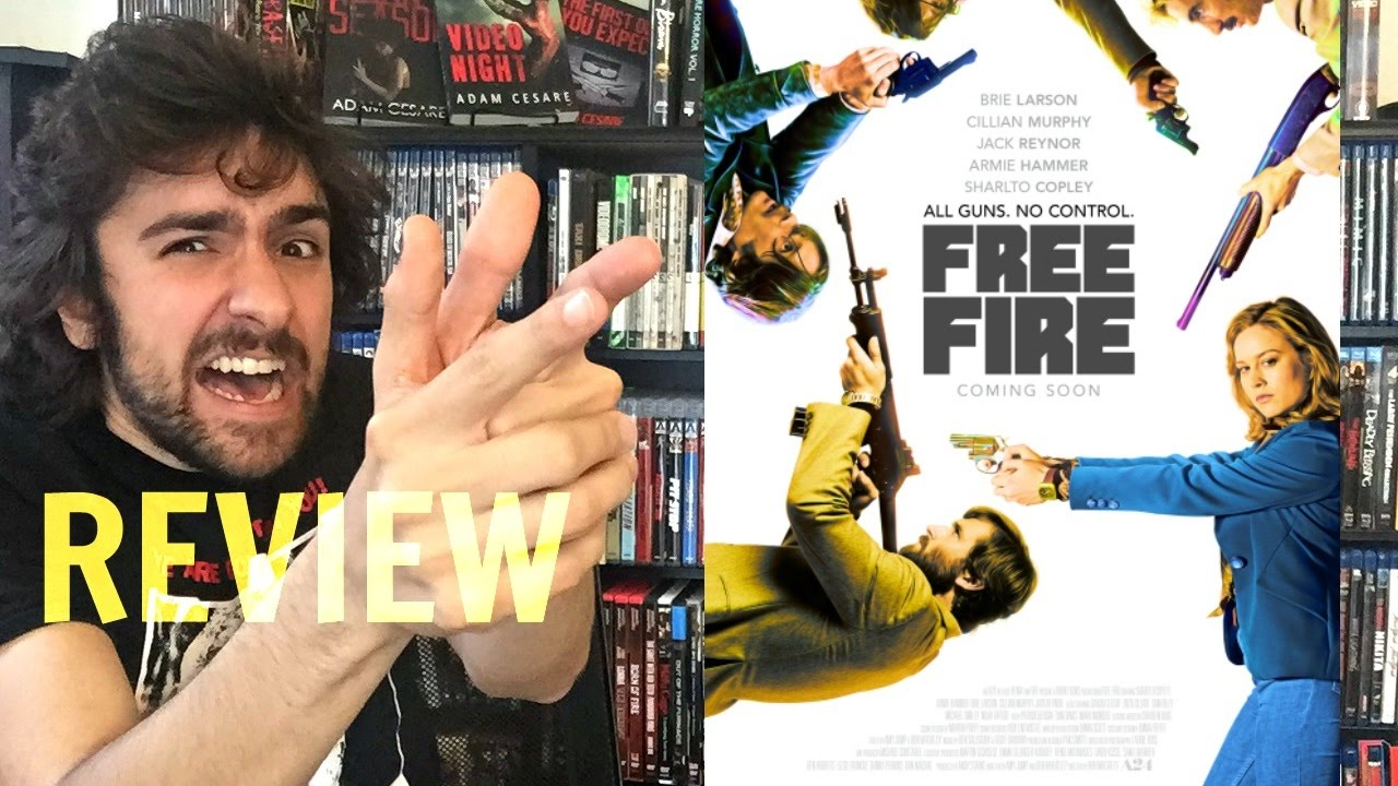 FREE FIRE (2017) New Movie Review - YouTube