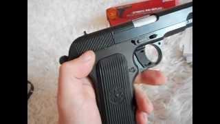 пистолет Crosman TT. Тюнинг. / Pistol Crosman TT. Tuning
