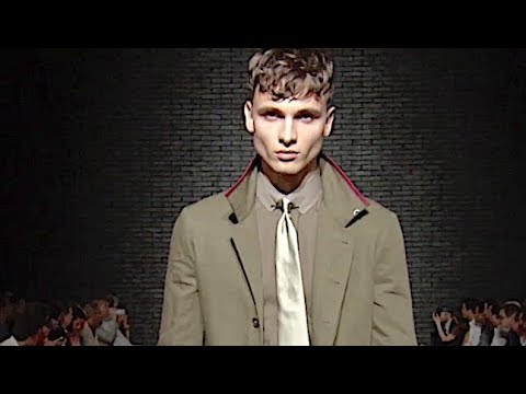 JOHN VARVATOS Spring Summer 2013 Menswear Milan - Fashion Channel