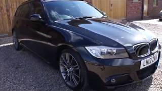 BMW 3 Series 318d SPORT PLUS EDITION TOURING, FULL SERVICE HISTORY
