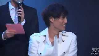 MORE THAN WORDS EXO KAI - 120331 Intro (aegyo), EXO SHOWCASE 2012