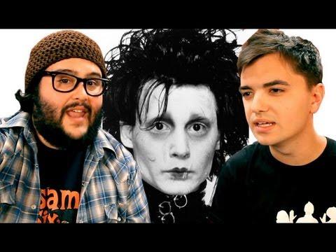 Tim Burton's Edward Scissorhands