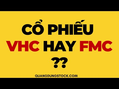CỔ PHIẾU VHC HAY FMC ?? | ĐẦU TƯ CHỨNG KHOÁN
