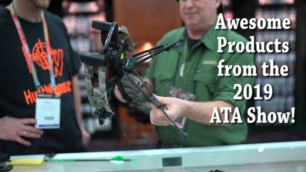 2019 Ata Show New Products New LimbSaver Bowhunting Products and Holsters at ATA 2019 Show