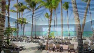 Découvrez le Barcelo Bavaro Palace de luxe à Punta Cana | Voyage Privé France