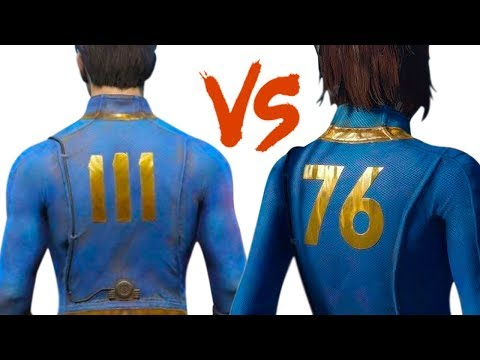 Fallout 76 vs Fallout 4: 10 BIGGEST Changes