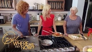 Carrot Top's Beginnings and Top-Secret Prop Warehouse | Where Are They Now | Oprah Winfrey Network