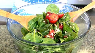 Strawberry Summer Salad!