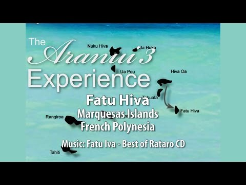 Fatu Hiva, Marquesas Islands, on the Aranui 3