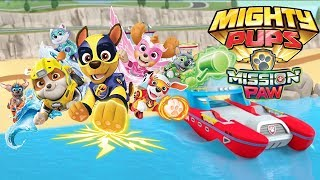 Paw Patrol On A Roll - Mighty Pups Ultimate Skye Rescue Mission