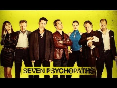 7 Psychopaths (2012) - Trailer [HD]
