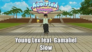 Download lagu Young Lex Slow ft Gamaliel Crazy Freestyle Audition AyoDance MP3