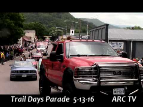 Damascus Trail Days Parade 2016
